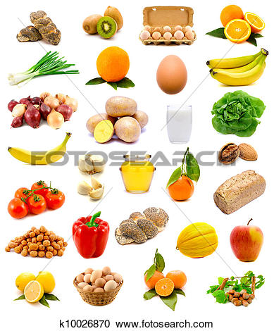 Stock Photography of healthy food k10026870.