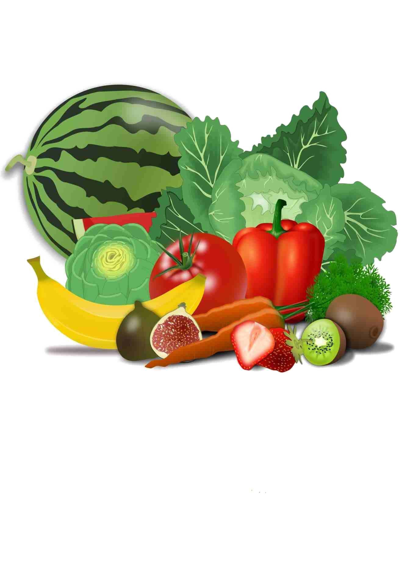 Healthy Food PNG Images Transparent Free Download.