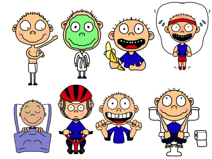 Free Healthy Habits Cliparts, Download Free Clip Art, Free.