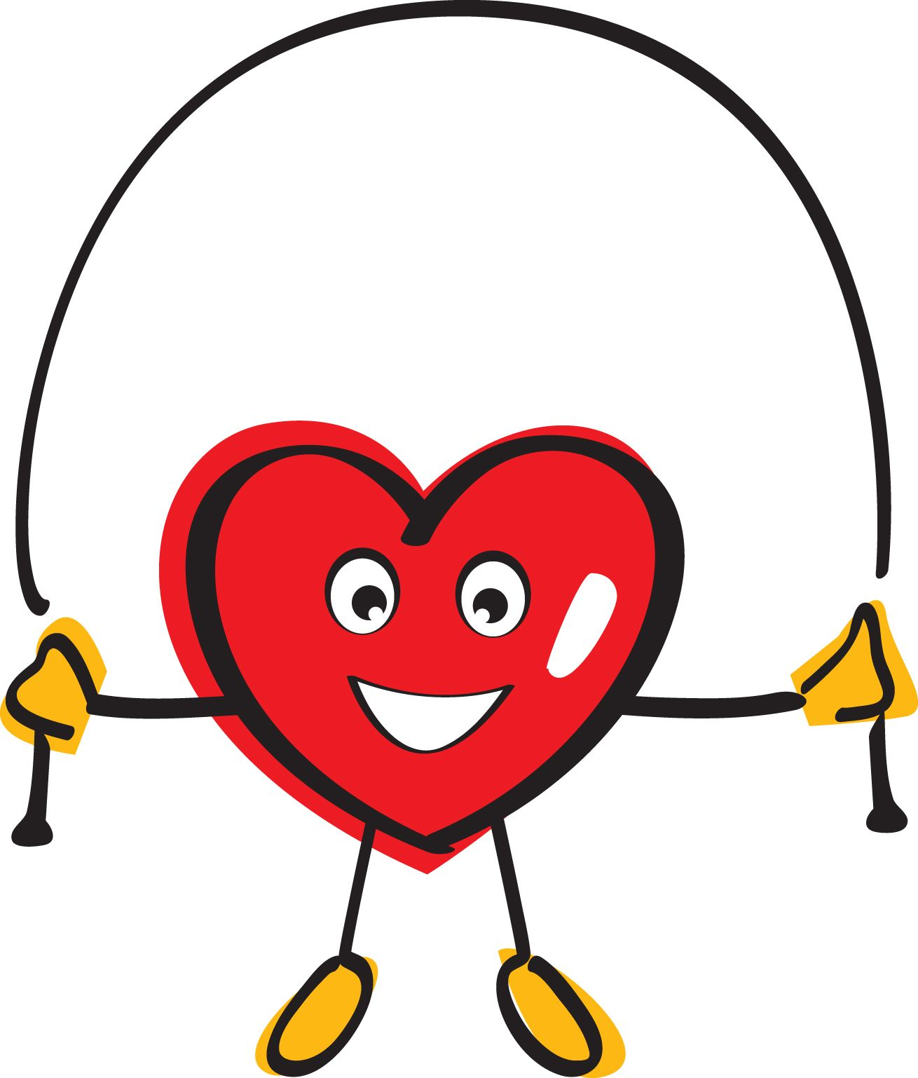 Jump rope for heart <3.