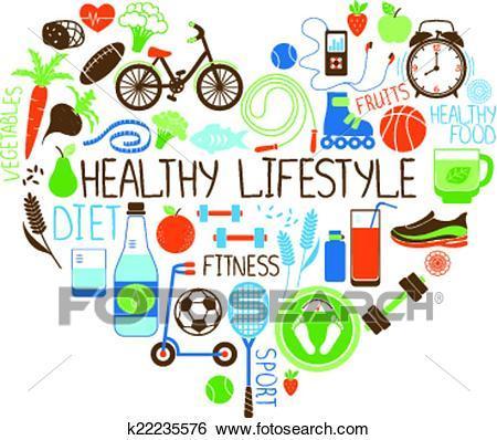 Healthy life clipart 6 » Clipart Portal.