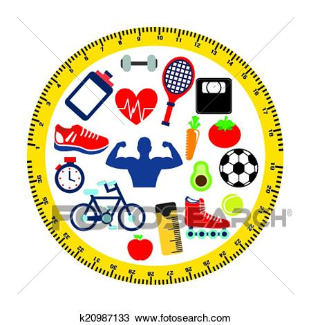Healthy lifestyle clipart 6 » Clipart Station.