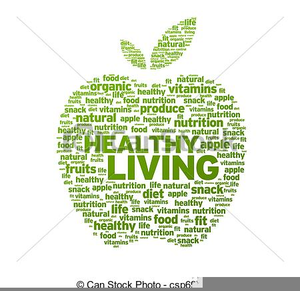 Healthy Living Clipart Free.