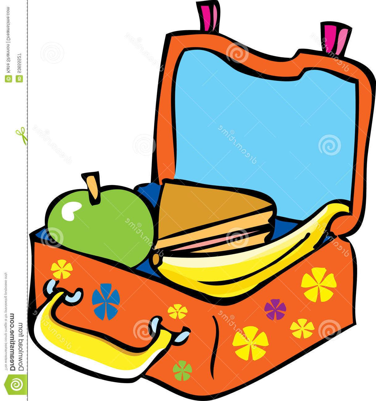 Healthy lunch clipart 2 » Clipart Station.