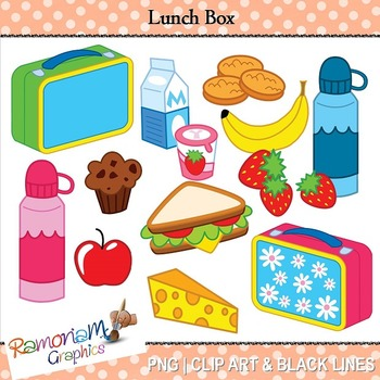 Lunch Clipart Worksheets & Teaching Resources.