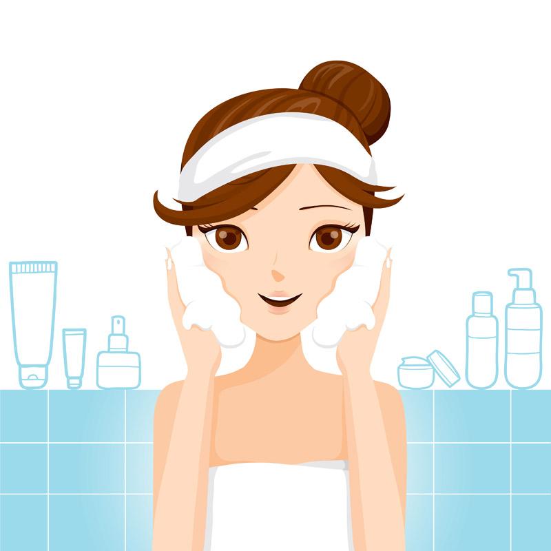 Skin clipart skin health, Skin skin health Transparent FREE.