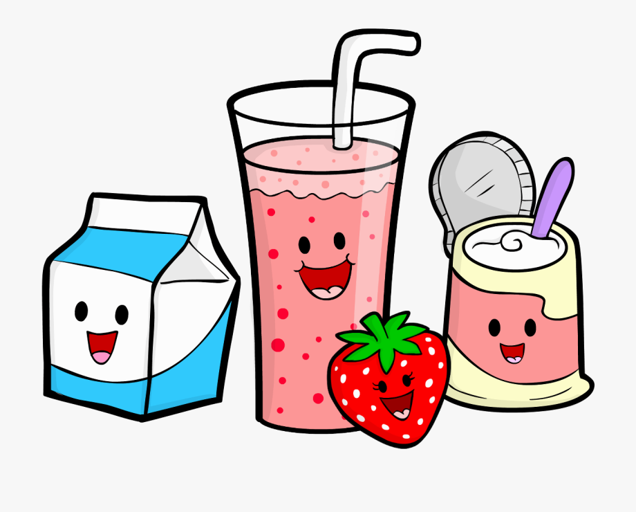 Fruit Smoothies Clipart 5 By Shelby.