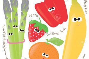Healthy snacks clipart 6 » Clipart Portal.