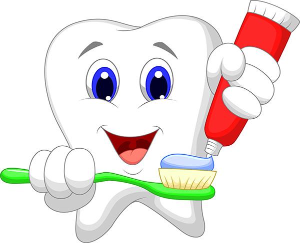 Tips for healthy teeth.