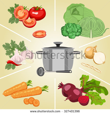 Broccoli Soup Stock Vectors, Images & Vector Art.