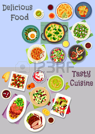 4,655 Vegetable Soup Stock Vector Illustration And Royalty Free.
