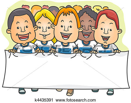 Clipart of Support Walk k4435391.
