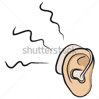 Hearing aids clipart.