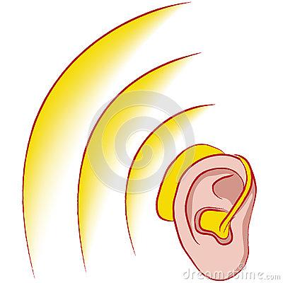 Hearing Loss Clipart.