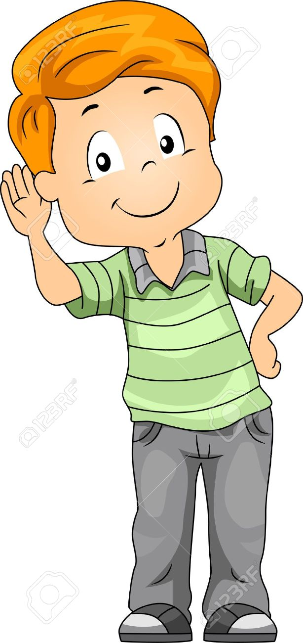 Hearing Clip Art Images.