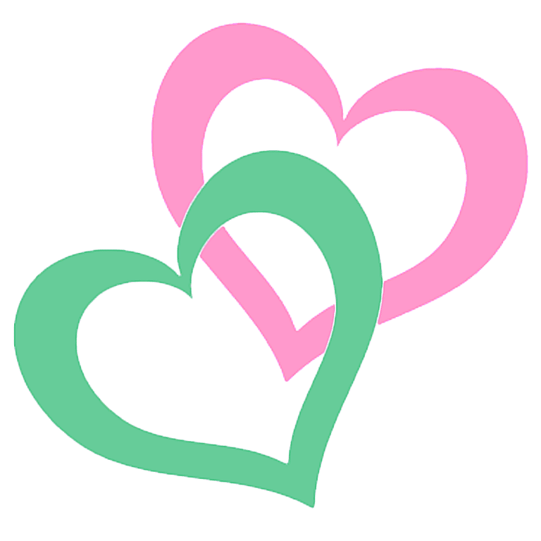 Clipart hearts free.
