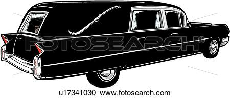 Hearse Clipart Vector Graphics. 126 hearse EPS clip art vector and.