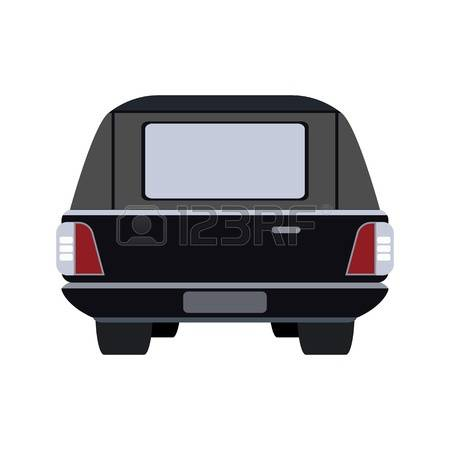 Hearse Stock Vector Illustration And Royalty Free Hearse Clipart.