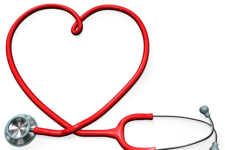 Stethoscope Heart Clipart.