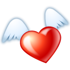 Heart Wings.