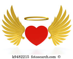 Heart wings Clip Art and Stock Illustrations. 3,425 heart wings.