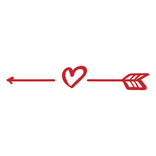 Heart Arrow Clip art.