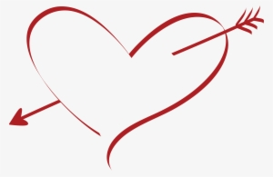 Heart Arrow PNG, Transparent Heart Arrow PNG Image Free Download.