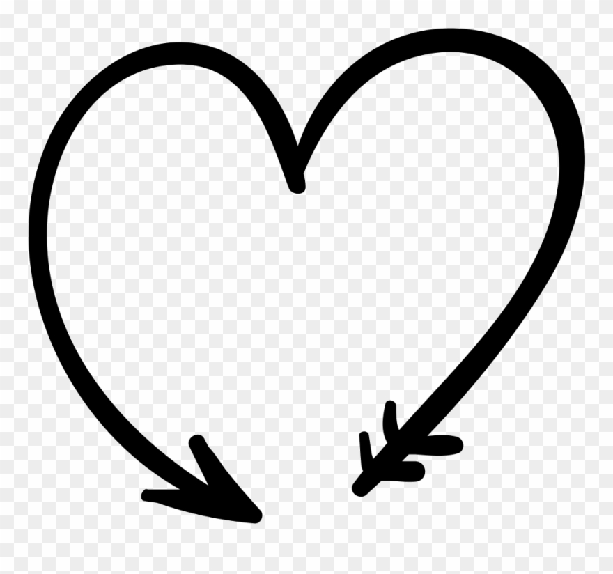 heart arrow clipart black and white 10 free Cliparts ...