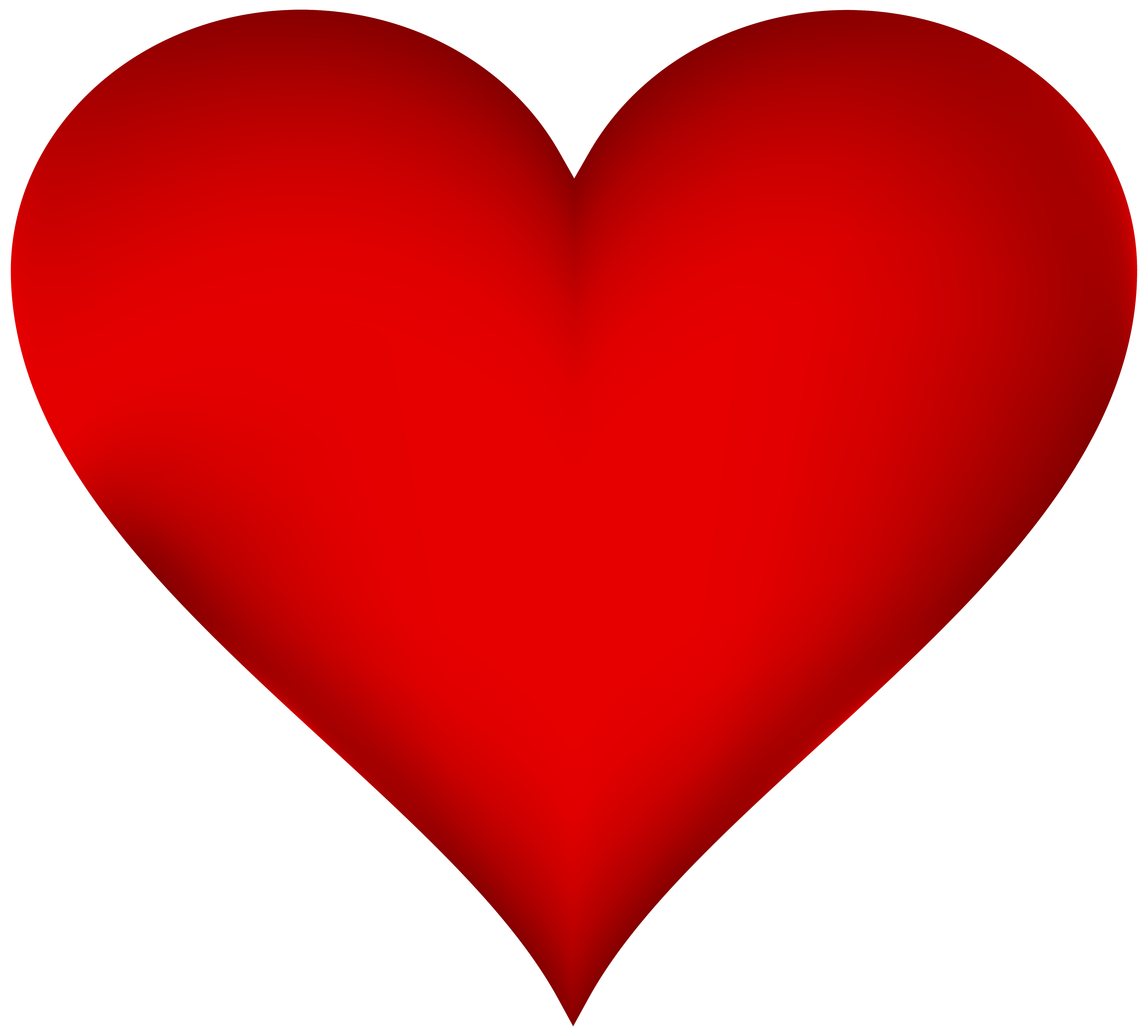 Heart PNG Clipart.