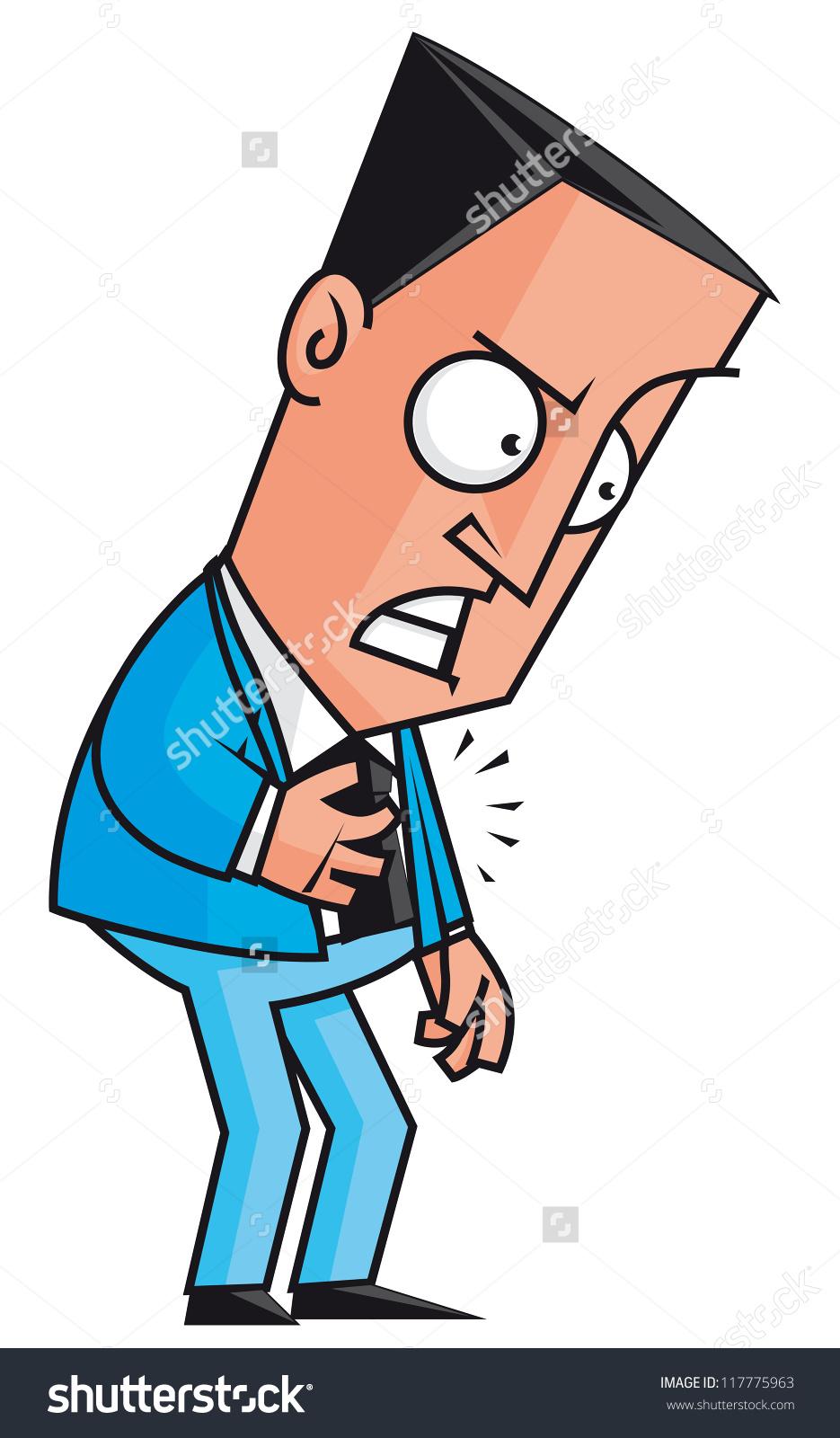 Showing post & media for Cartoon having heart attack.
