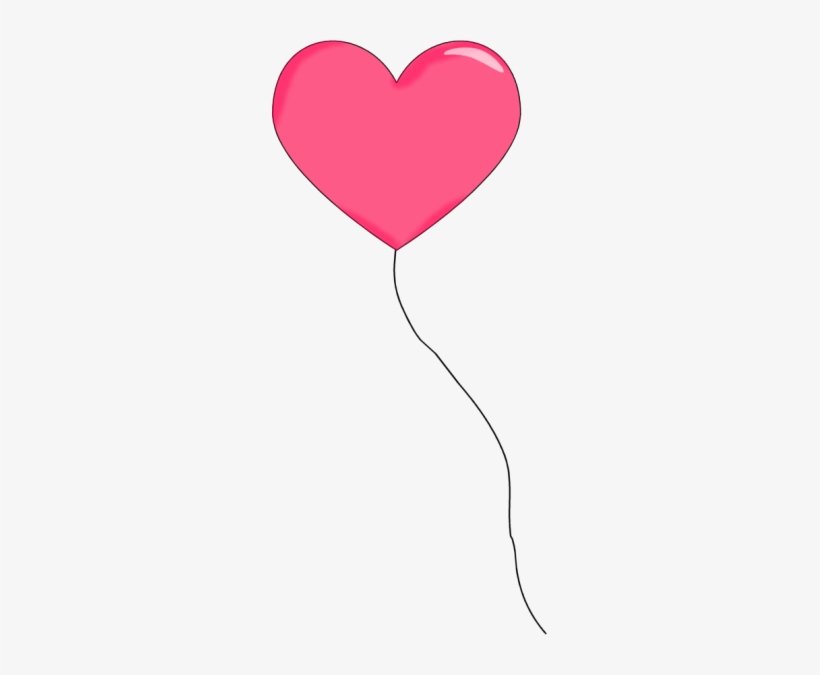Heart Balloon Clip Art Heart Balloon Clipart.
