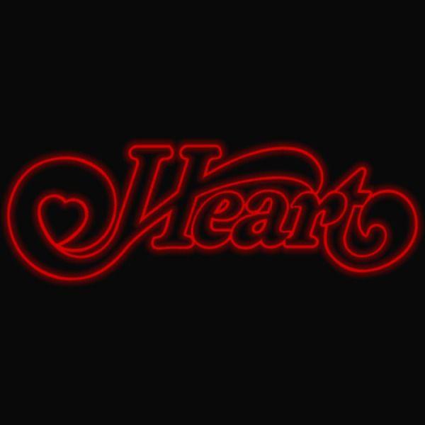 Heart Band Logo Baseball T.
