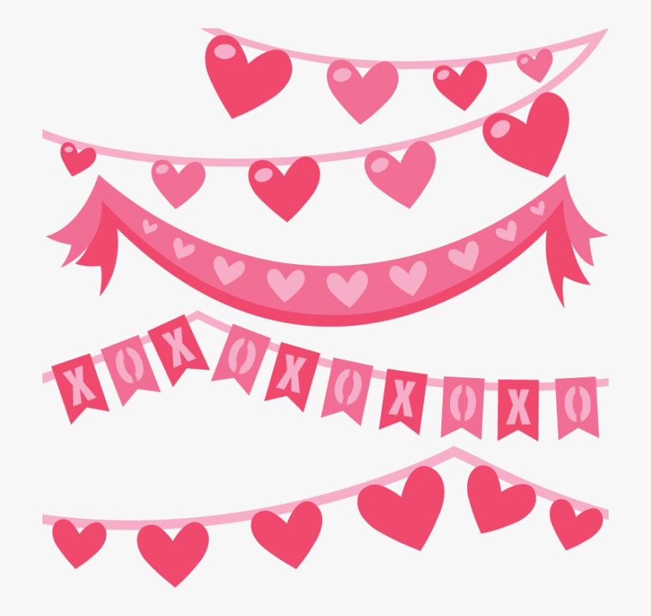 Valentine Banner Clip Art Large Valentine Banners.