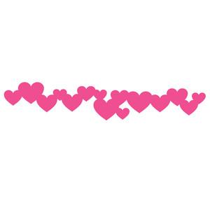 Heart Clipart Banner.