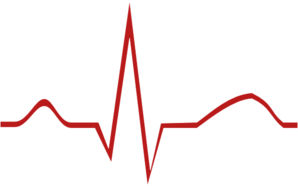 Heartbeat Clipart.