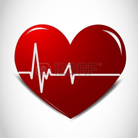24,737 Heartbeat Stock Vector Illustration And Royalty Free.
