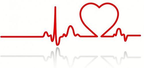 Heart Beat Clipart.