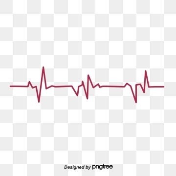 Heartbeat Png, Vector, PSD, and Clipart With Transparent Background.