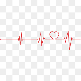 Heartbeat PNG Images.