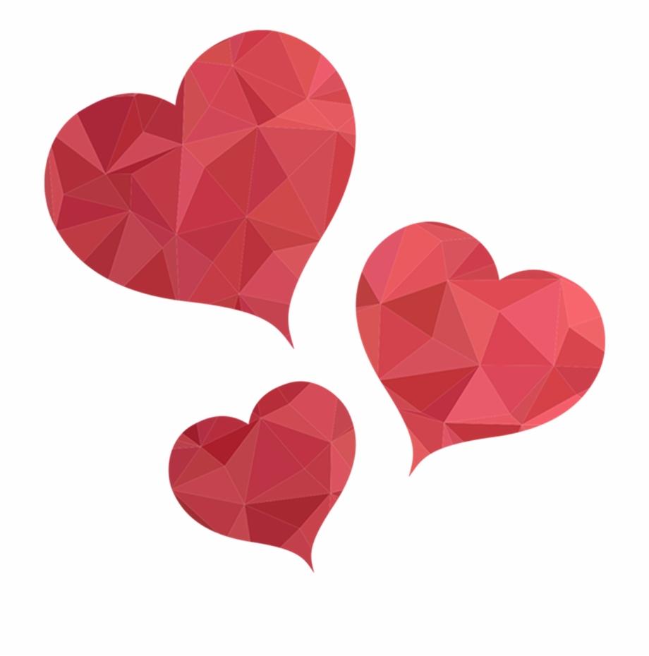 Bokeh Clipart Heart.