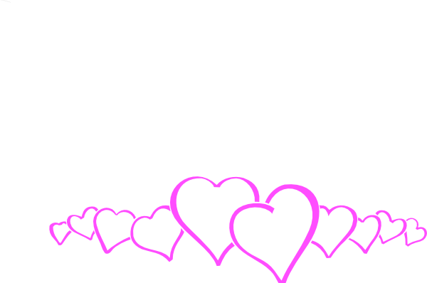 Heart border black and white clipart images gallery for free.