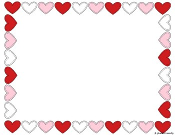 Free Heart Border Clipart, Download Free Clip Art, Free Clip Art on.
