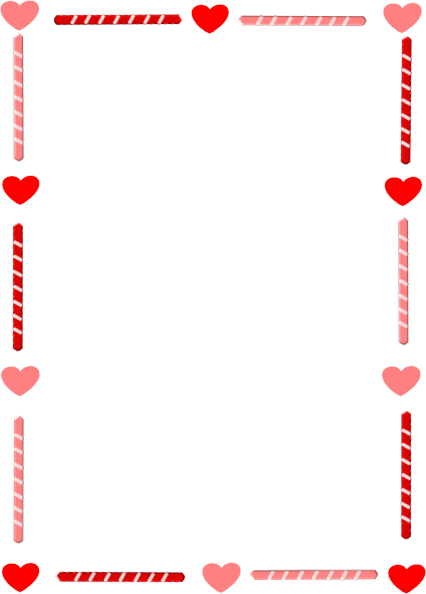 Free Free Heart Border, Download Free Clip Art, Free Clip.