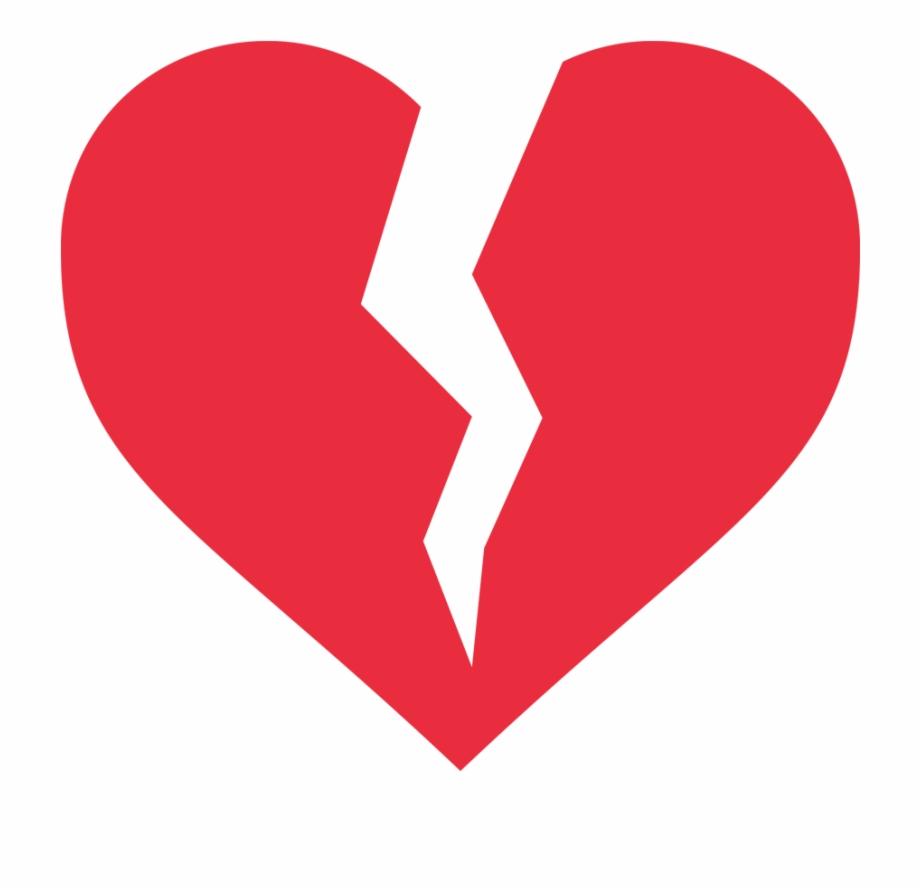 Broken Heart Photo Pic.