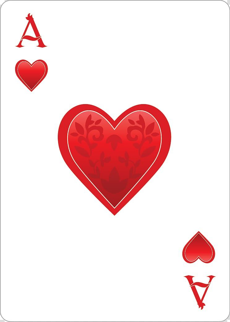 Alices Adventures in Wonderland Queen of Hearts Playing card.