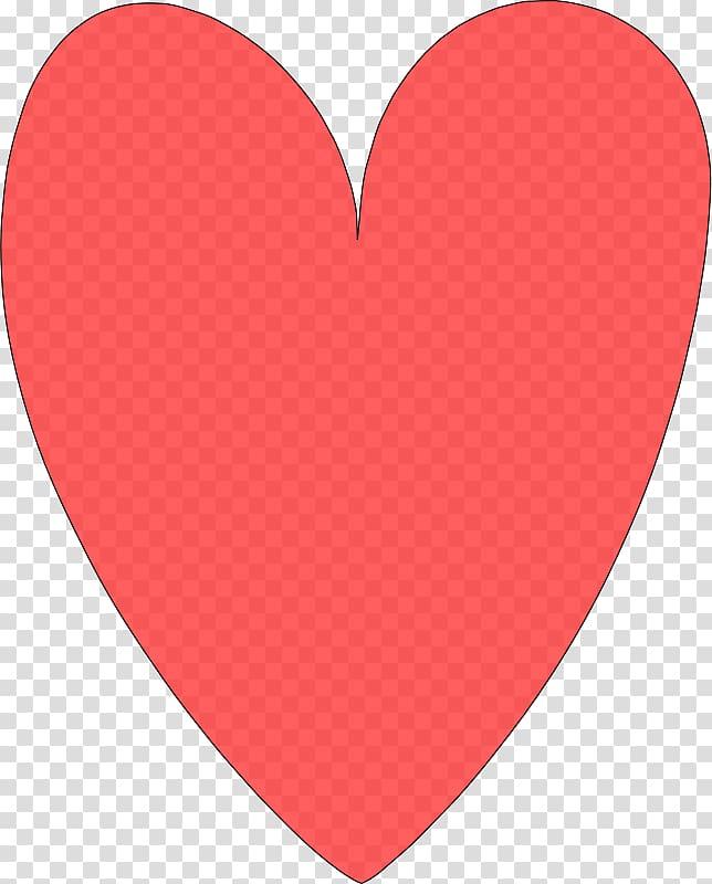 Heart Cartoon Drawing , Heart No Background transparent.