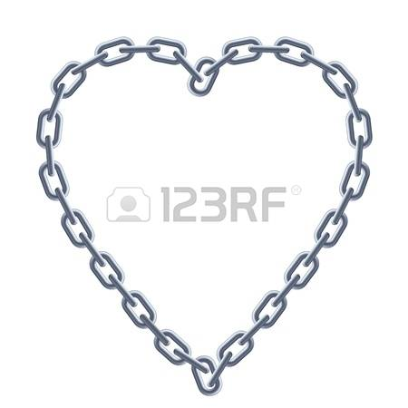 2,385 Chain Heart Cliparts, Stock Vector And Royalty Free Chain.