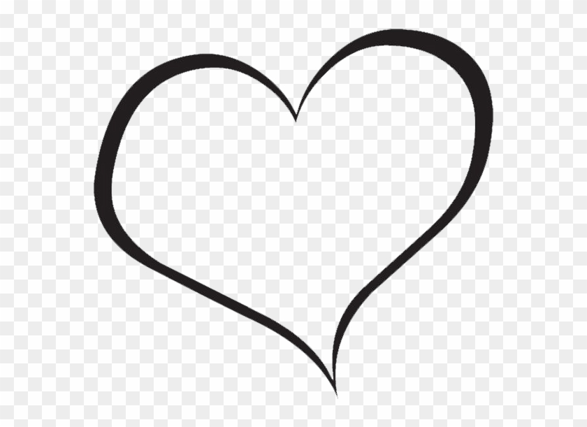 2254 Red Heart free clipart.