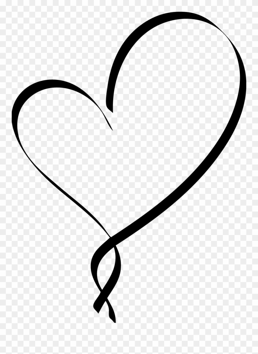 Hearts clipart script, Hearts script Transparent FREE for.
