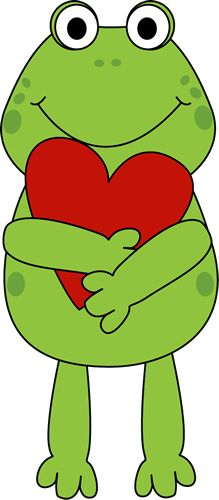 Heart Clipart For Valentines Day Cute Animals.